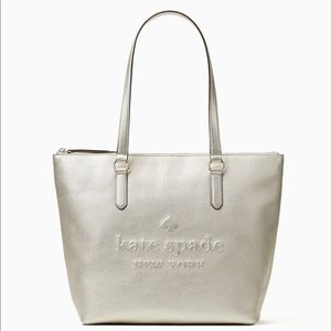 🆕{kate spade} Larchmont Avenue Logo Penny Tote